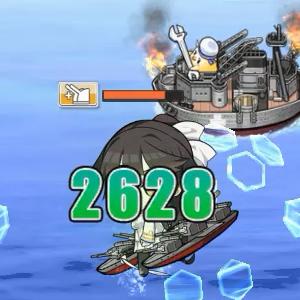 アズールレーン_工作艦_回復性能