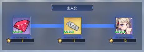 アズールレーン_図鑑報酬_ダイヤ
