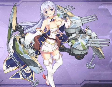 アズールレーン 381mm連装砲改