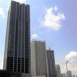 豊洲新市街