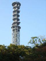 防衛庁のタワー