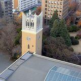 大隈講堂時計塔