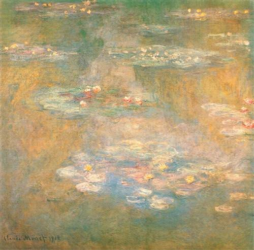 Water Lilies1908-4