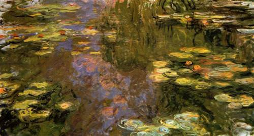 Water Lily Pond1919