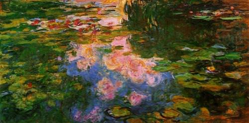Water Lily Pond1919-4