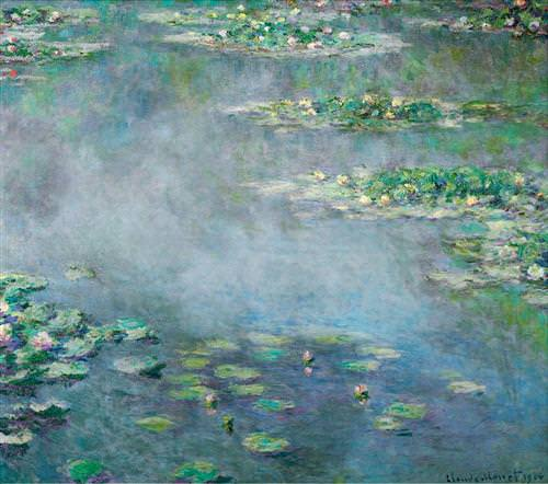Water Lilies1906-2