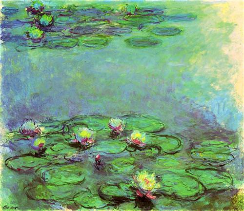 Water Lilies1917-7