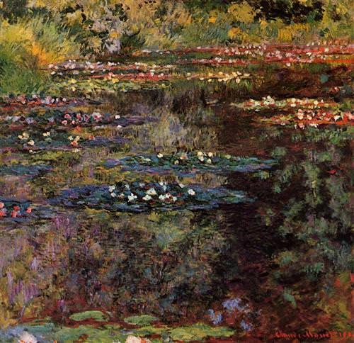 Water Lilies1904-5