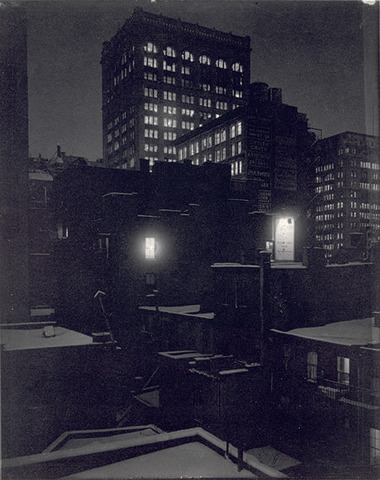 From the Back Window, 291, 1915