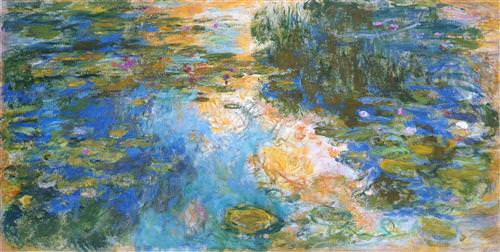 Water Lily Pond1919-5