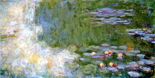 Water Lily Pond1919-2