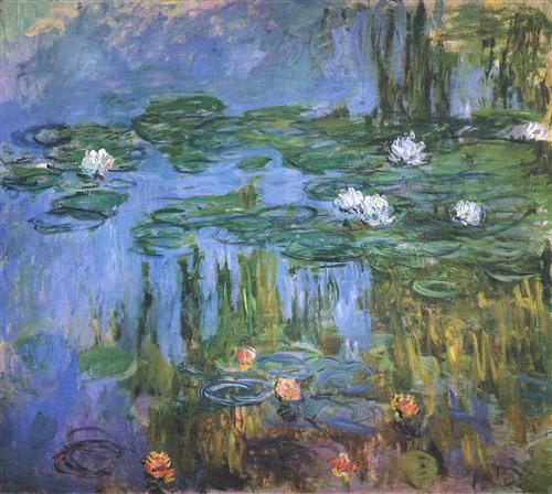 Water Lilies1915