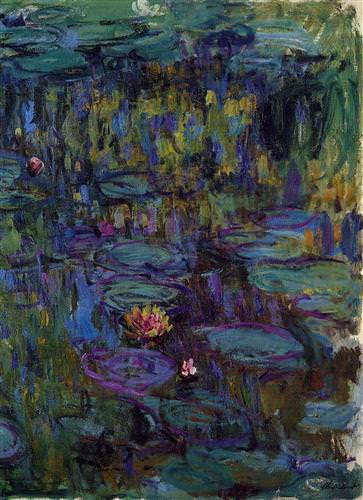 Water Lilies1917-8