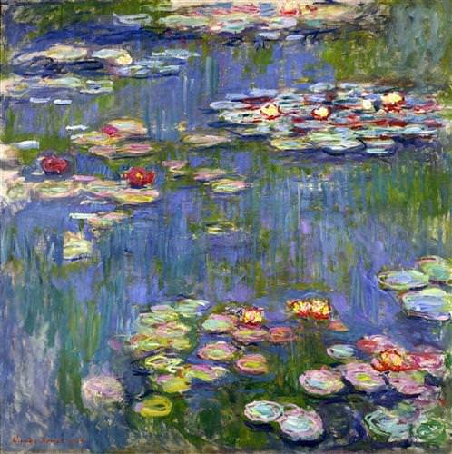 Water Lilies1916