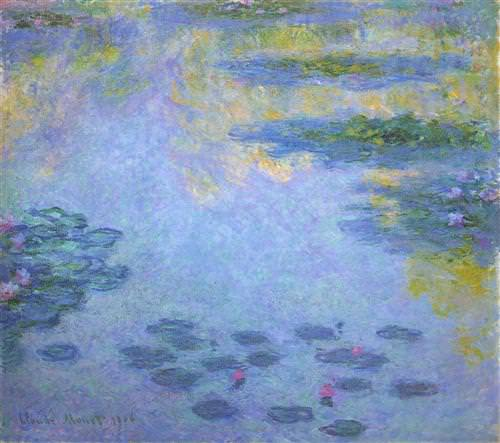 Water Lilies1906-4