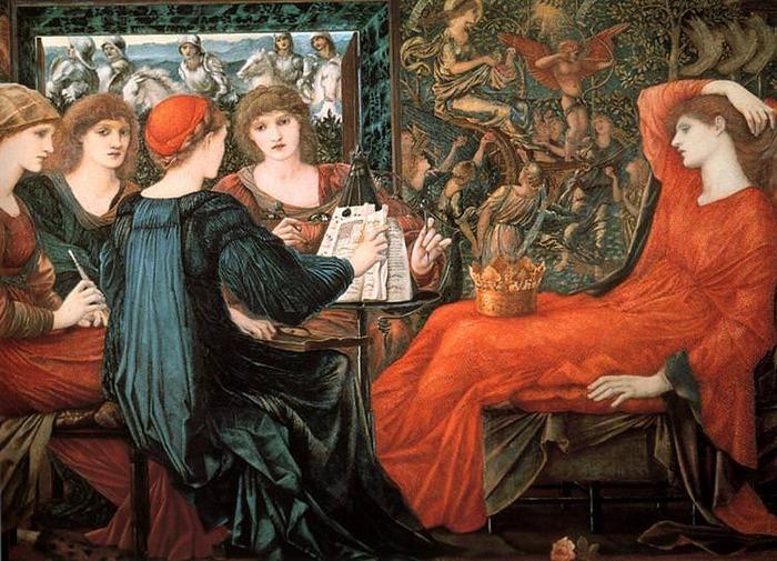 1868Laus Veneris