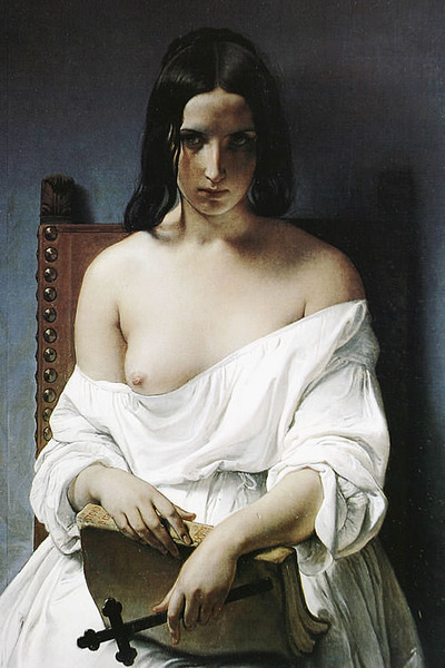 The Meditation (1851)