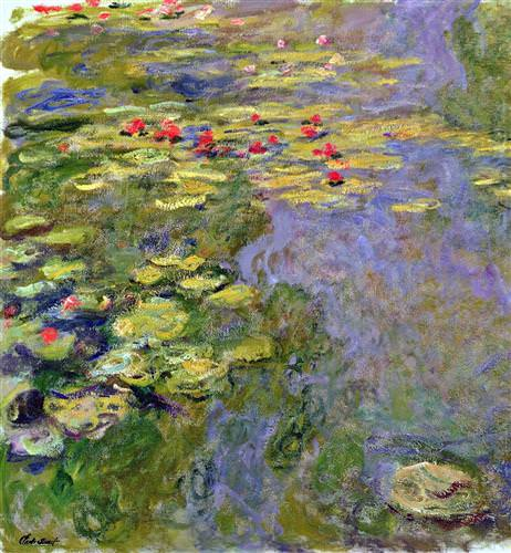 Water Lilies1919-12