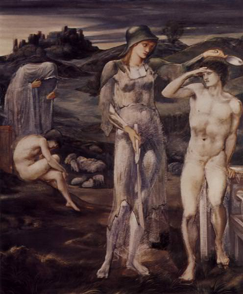 1898The Calling of Perseus
