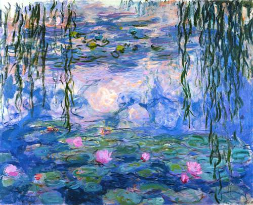 Water Lilies1919-2