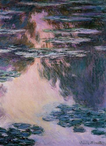 Water Lilies1907-9