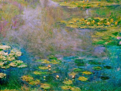 Water Lilies1906