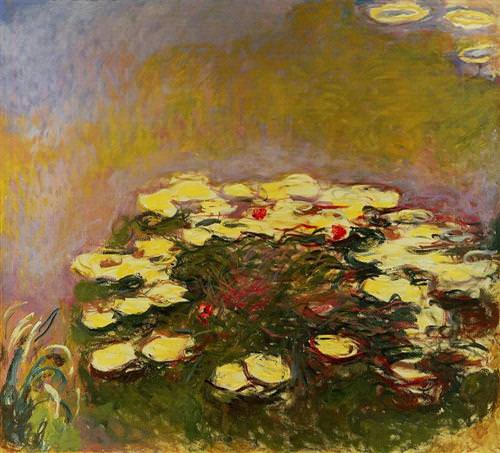 Water Lilies1917-2