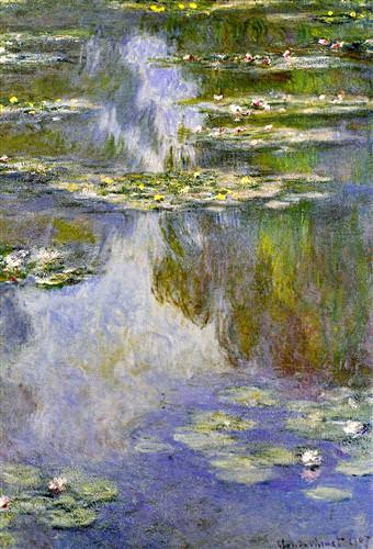 Water Lilies1907-6