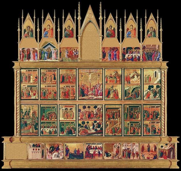 Maestà (Duccio)3
