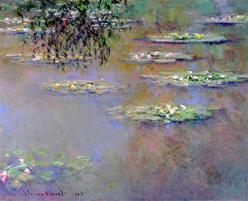 Water Lilies1903