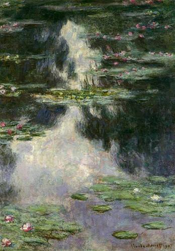 Water Lilies1907-10