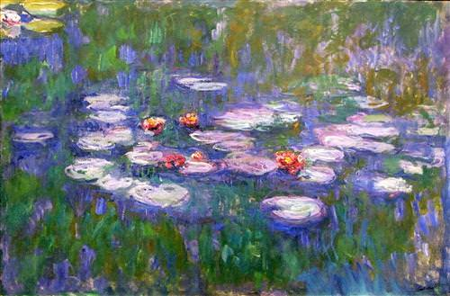 Water Lilies1919-3