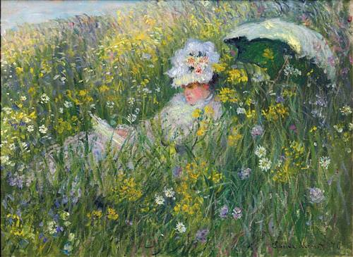 In the Meadow1876
