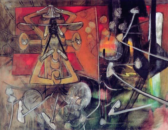 1954 Resisteur aux fantasmes