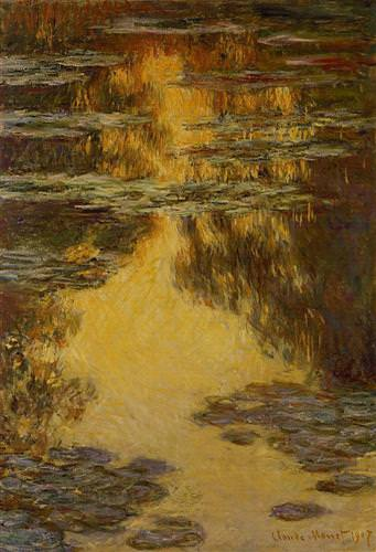 Water Lilies1907-8