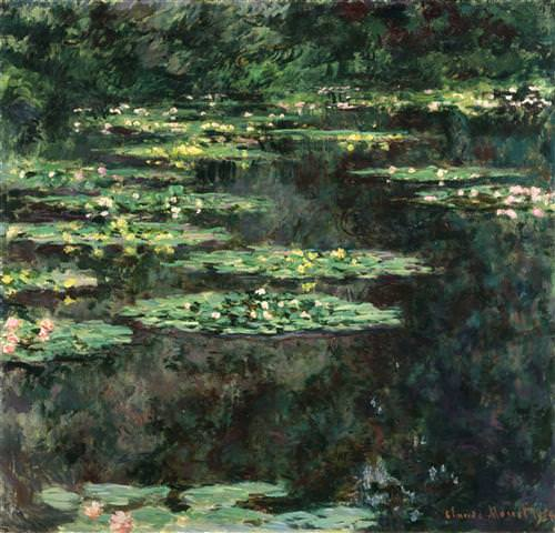Water Lilies1904-4