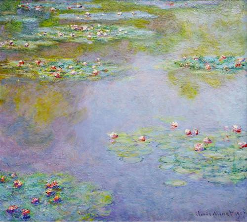 Water Lilies1907-2