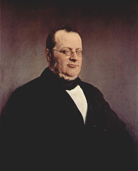 Camillo Benso, Conte of Cavour (1864)