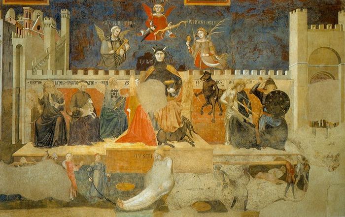 Ambrogio Lorenzetti 7