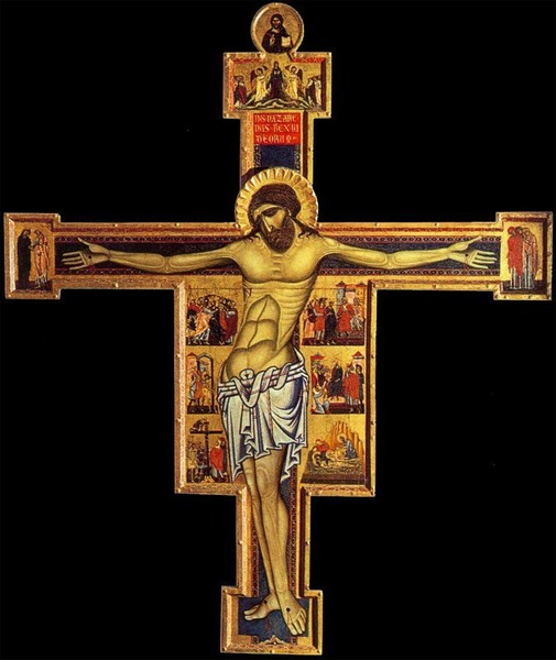 Coppo di Marcovaldo, Crocifisso di San Gimignano,
