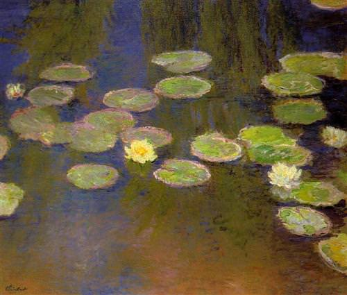 Water Lilies1899-2