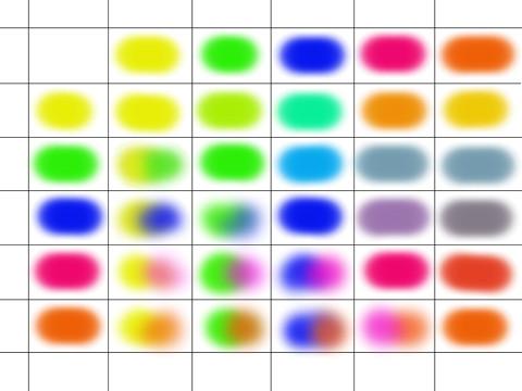 カラーチャート23