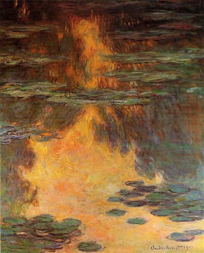 Water Lilies1907-12