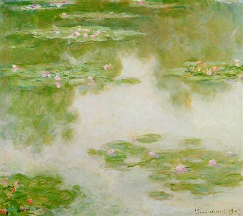 Water Lilies1907-13