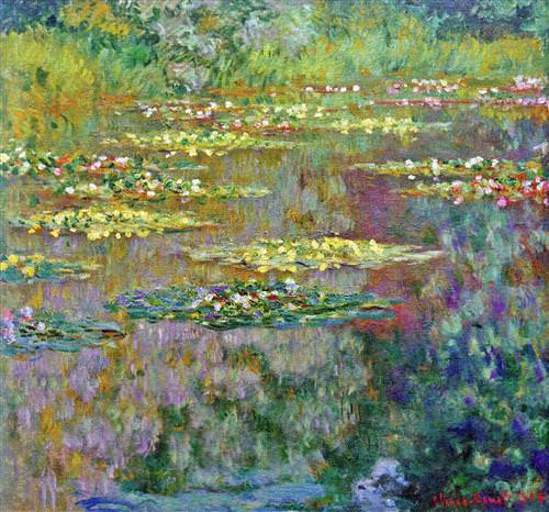 Water Lilies1904