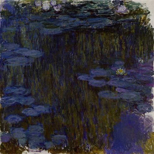 Water Lilies1917-9