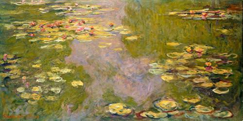 Water Lilies1919-15