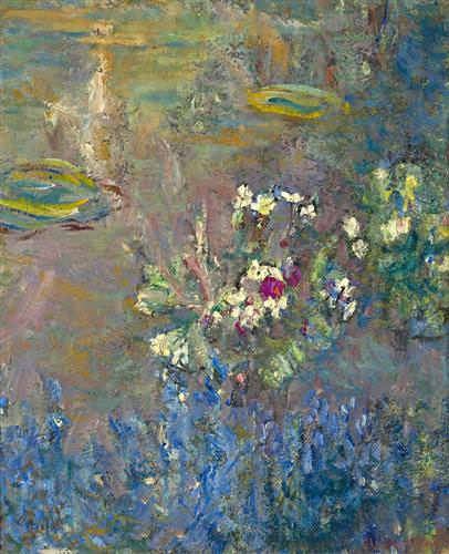 Water Lilies1918