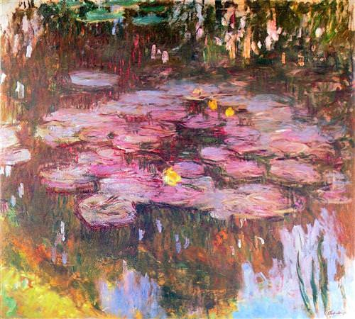 Water Lilies1917