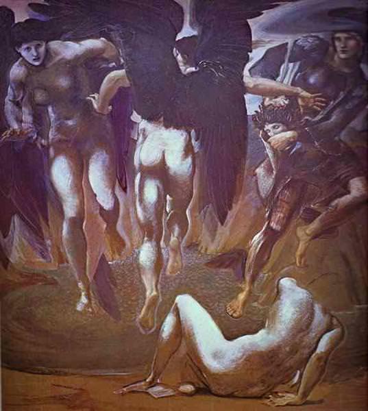 1888The Escape of Perseus